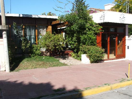 Hotel El Quijote: Fachada del Hotel
