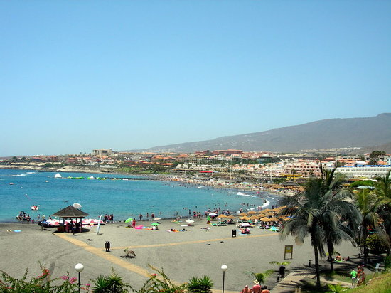 Playa de Torviscas: Torvscas beach, come & enjoy!