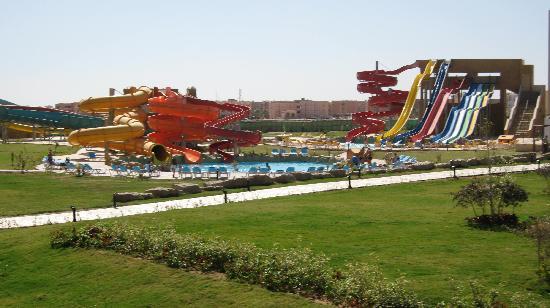 Tirana Aqua Park Resort : Aqua Park