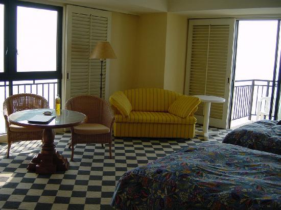 Hotel Nikko Alivila Yomitan Resort Okinawa: 部屋