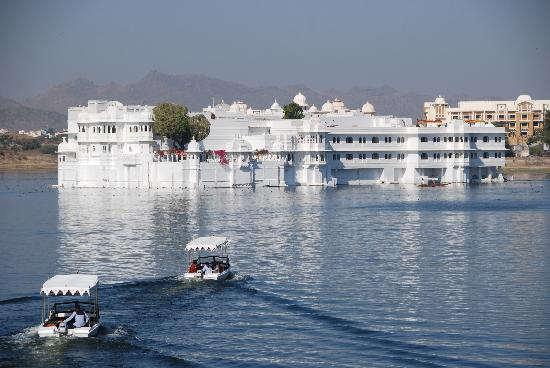 Taj Lake Palace Udaipur: The Lake Palace