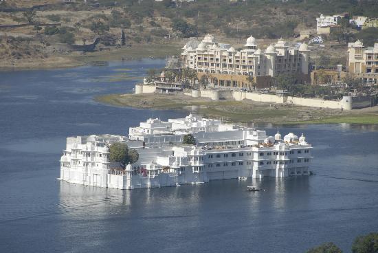 Taj Lake Palace Udaipur: The Lake Palace