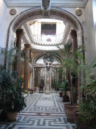 Musee Jacquemart-André : Interno