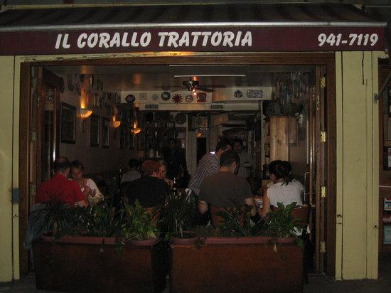IL Corallo Trattoria - August 2008