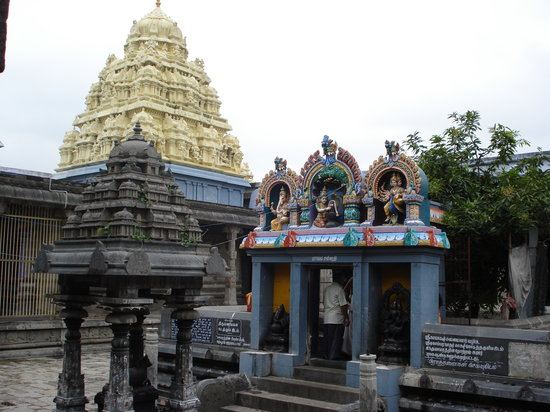 Kanchipuram - Ekambareshvara temple