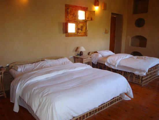 Shali Lodge: Spacious Room