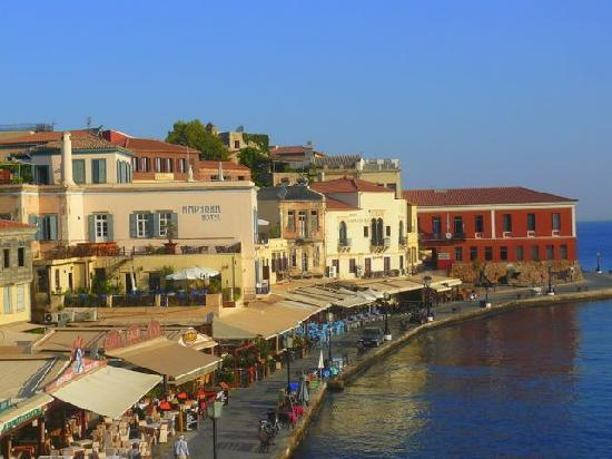 Loukia Hotel: The view from Hotel Lucia
