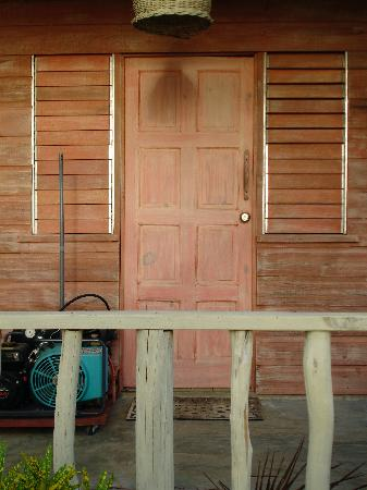 Garden Shed at Citronella