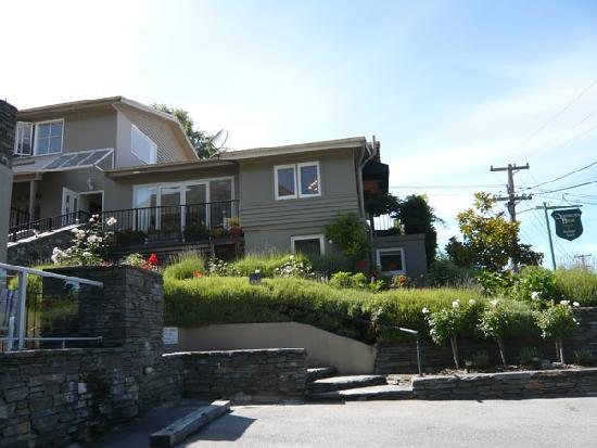 Queenstown House Boutique Bed & Breakfast & Apartments: Queenstown house