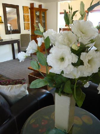 Queenstown House Boutique Bed & Breakfast & Apartments: Queenstown roses