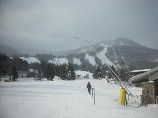 Kaatskill Mountain Club: the mountain