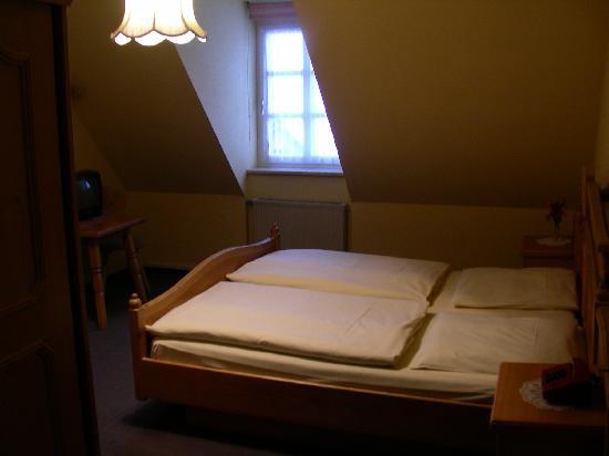 Double Room - Hotel Goldene Rose