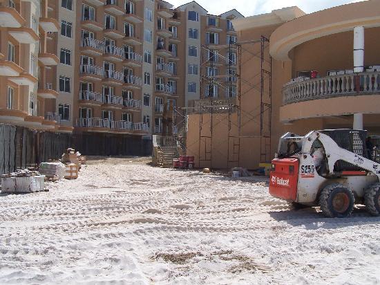 Construction Update Divi Phoenix Beach Villas New Divi