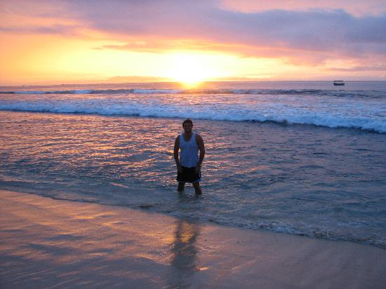 Octopus Resort: Sunset