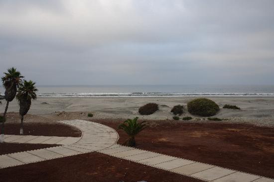 Desert Inn San Quintin - sea view
