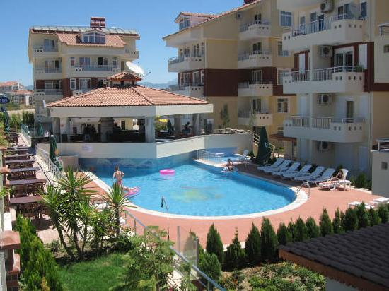 Irem Garden Hotel U0026 Apartments: Pool And Bar   2 Pools