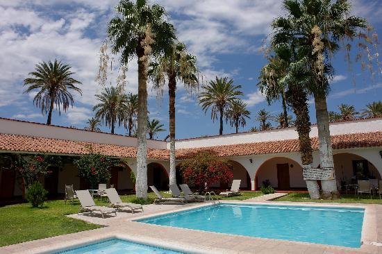Hotel Desert Inn San Ignacio