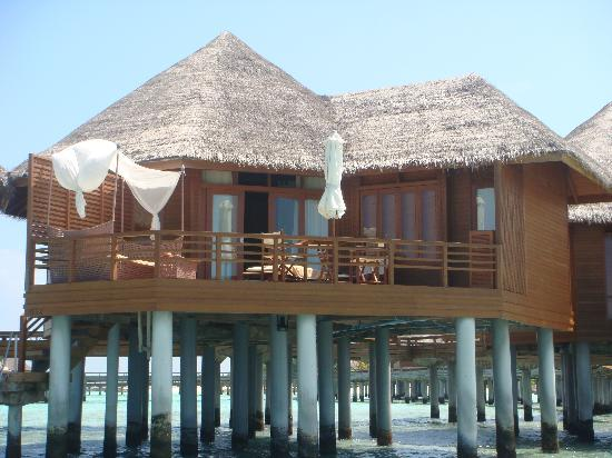 Baros Maldives: our home from home