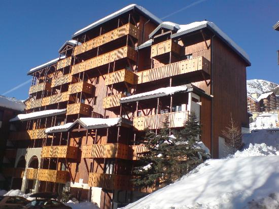 Residence vacantel andromede updated 2018 hotel reviews for Hotels 2 alpes