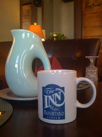 Inn by the Bandstand: Breakfast