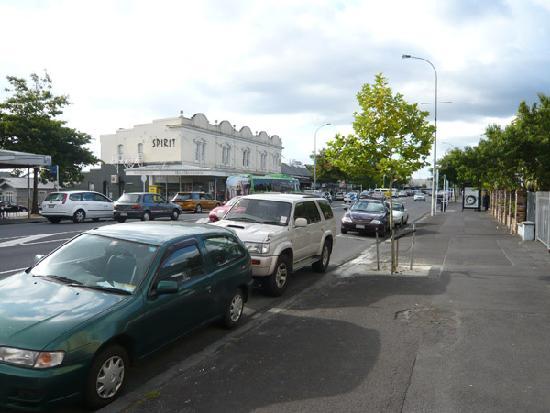 Ponsonby Street