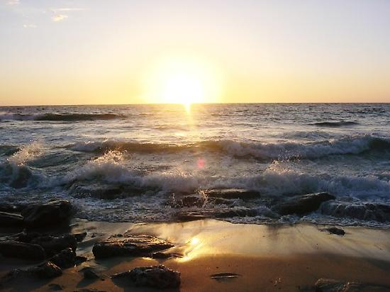 Burns Beach Sunset WA