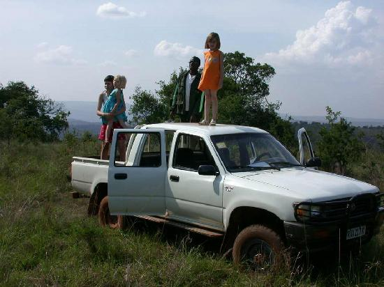 Akagera National Park : 4 X 4