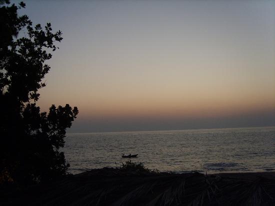 Sunset from Dwarka