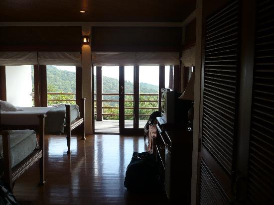 Popa Mountain Resort: Blick in eines der schönen Zimmer