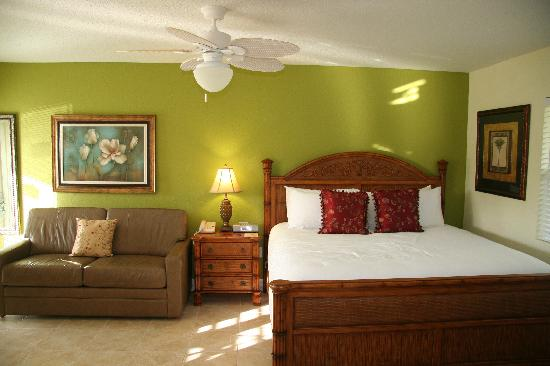 Tropical Beach Resorts: very comfy