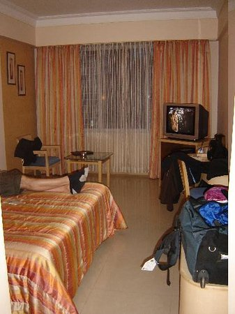 Pai Vista : Clean modern room