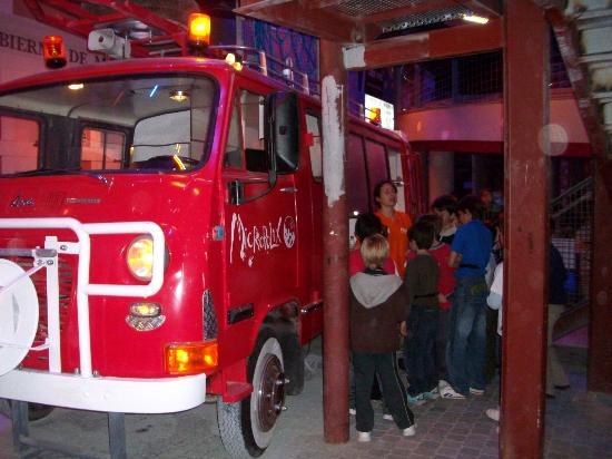 Micropolix: profesion de bombero