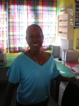 Residence Marifa : marie la gérante