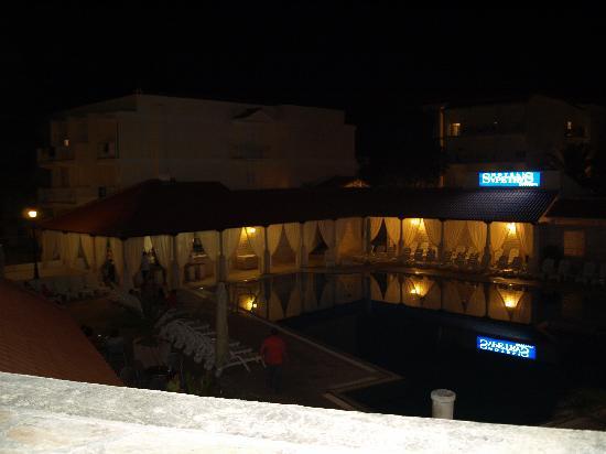 SENTIDO Kaktus Resort: la même le soir