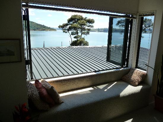"""Waters Edge Holiday Accommodation: View from 'The Suite"""""""
