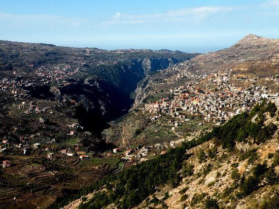 Bcharre & Wadi Kadisha