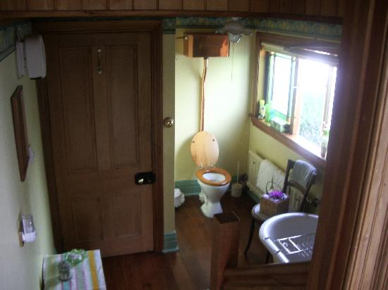 The Old Villa: The En Suite