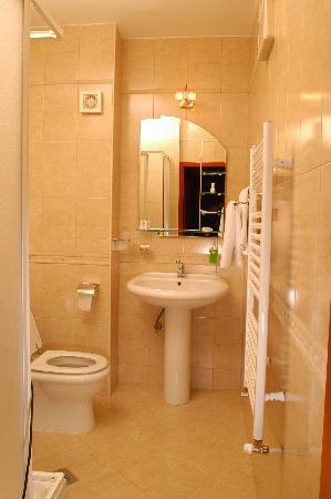 Hotel Dzingo: Bathroom