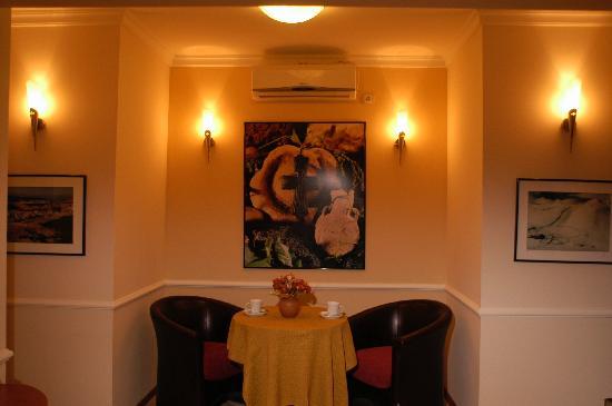 Hotel Dzingo: The restaurant