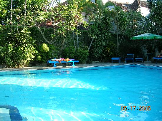 Garden View Resort: The Pool