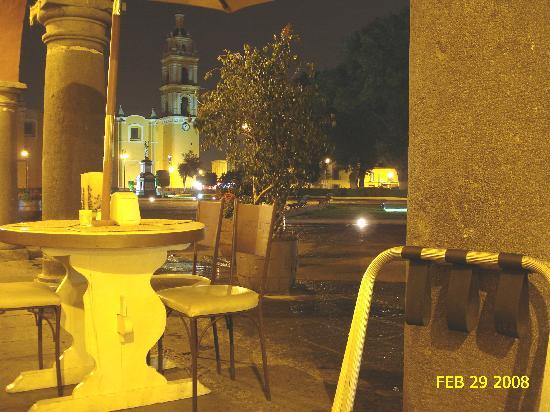 Casa Calli Hotel & SPA: Afuera del Hotel