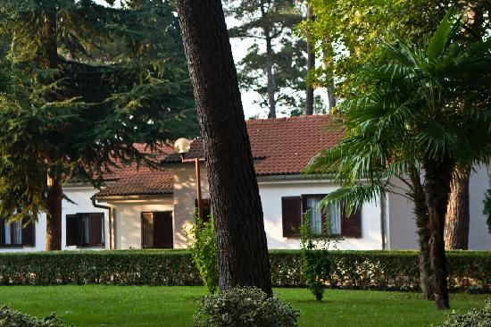 Villa Laguna Galijot: hotel area