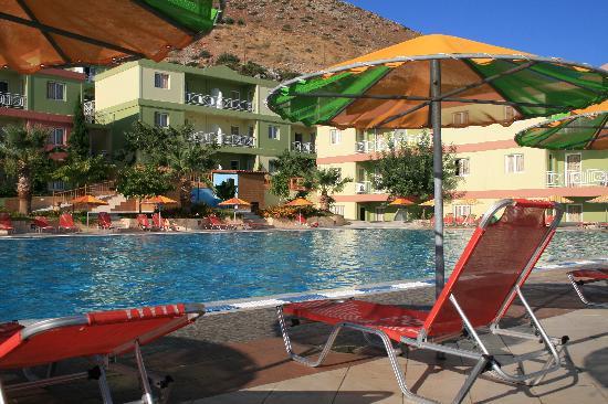 Eri Sun Village Water Park : repos