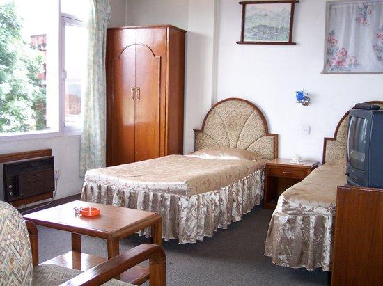 Kathmandu Grand Hotel: Eines der Zimmer