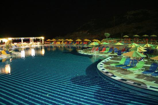 Eri Sun Village Water Park: le calme