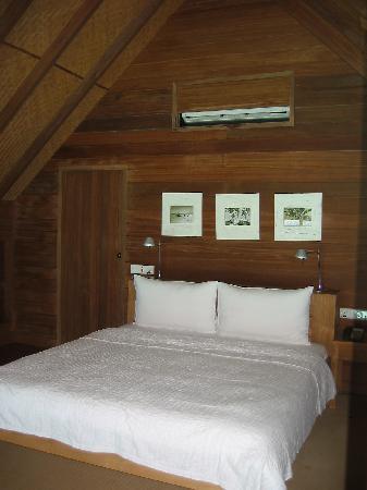 COMO Cocoa Island: Schlafzimmer