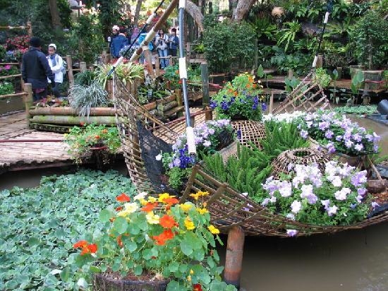 Mae Fa Luang, Tailandia: Mah Fah Luang Garden