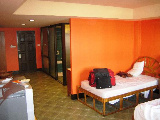 Samui Beach Apartments: Geräumiges 3-Bett-Zimmer