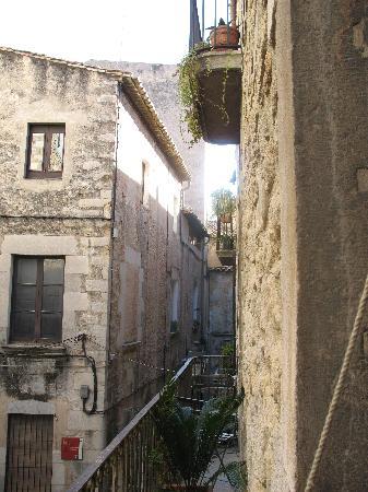 Bellmirall balcony