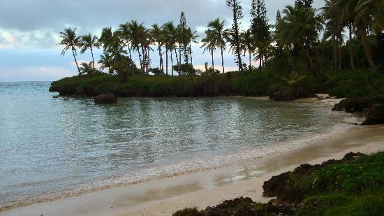 New Caledonia: Sud de l'ile de LIFOU